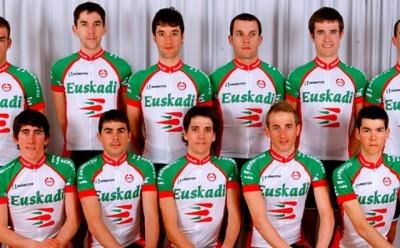 El equipo elite - sub23 Fundación Euskadi – EDP se concentra en Derio