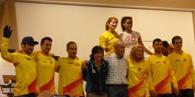 El Open de España de descenso ya tiene desenlace