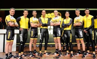El Team Lotto NL-Jumbo presenta su nueva equipación