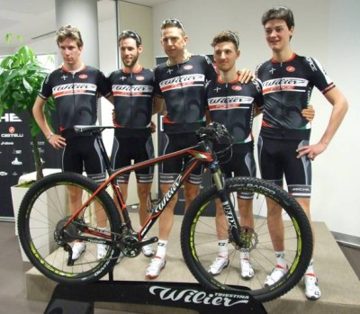 El Team Wilier Force en la IBZMMR15