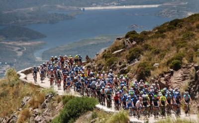 El Tour de San Luis se convierte en la prueba reina de Latinoamerica