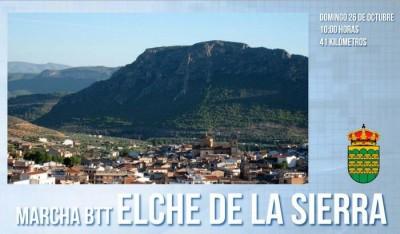Elche de la Sierra acoge una prueba del Circuito Provincial