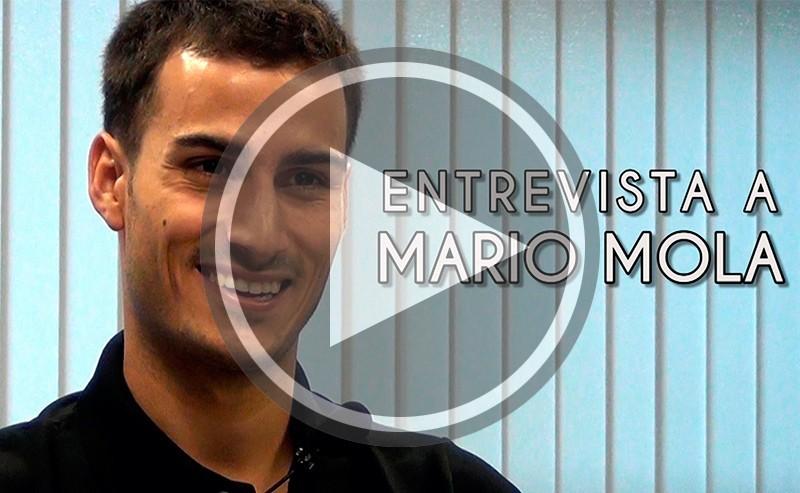 Entrevistamos a Mario Mola campeón del mundo de triatlón 2016