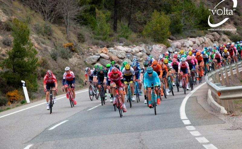 Equipos invitados Volta a Catalunya 2017