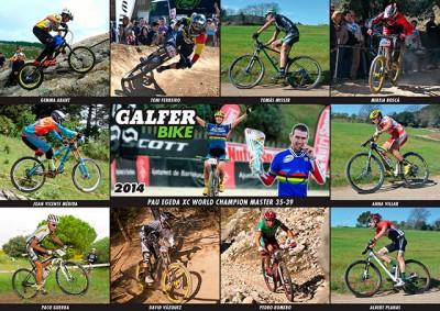 Excelentes resultados para Galfer en todos los terrenos