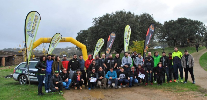 Fantástico fin de semana en el  Titán Villuercas Training Camp 2.0