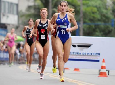 Representacin Espaola en las Fast Triatln de Brasil