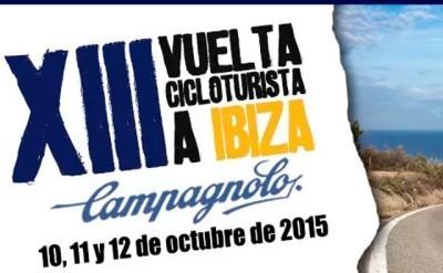 Fechas oficiales vuelta cicloturista a Ibiza Campagnolo
