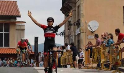 Fran Zurita gana en Gatzaga