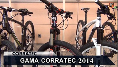 Gama Corratec 2014 en vídeo