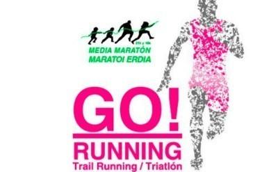 Go ! Running Feria del Running y triatlón en Pamplona