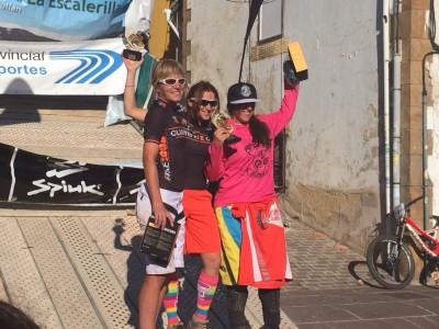 Gran fin de semana para el Bikezona Team