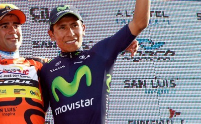 Gran Tour de San Luis para Movistar Team