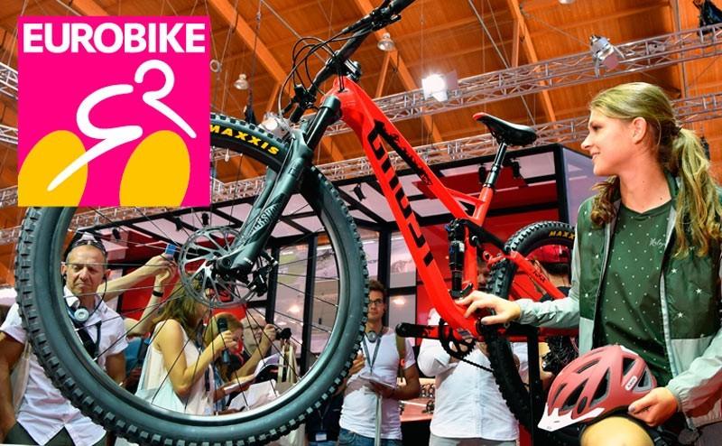 Grandes cambios en la Feria de la bicicleta Eurobike 2018