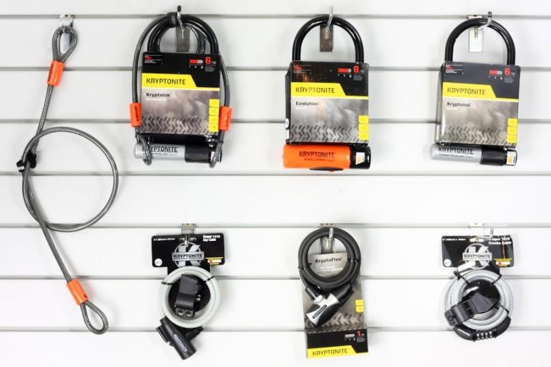 GURPIL distribuidores oficiales de los candados de bicicleta KRYPTONITE