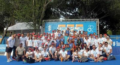 Hazte trivoluntario para la Copa de Europa de Triatlón en Madrid