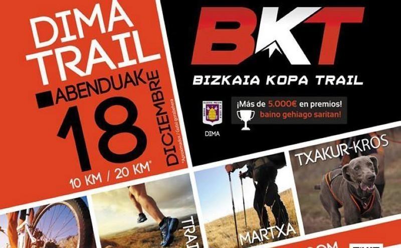 Inscripciones abiertas para la última prueba de la Bizkaia Kopa Trail