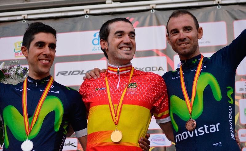 Ion Izagirre campeón de España contrarreloj