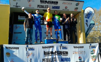 Jesús Del Nero ganador del Ciutat de Lleida STM-MTB