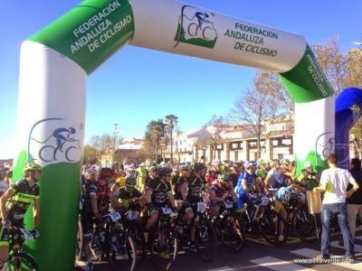 José Carlos Macias se lleva la XII Ruta MTB Valverde del Camino