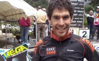 Joseba León (Bikezona Team) sube al podio en la Megavalanche
