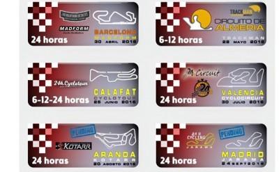 La 12H Trackman en la I Copa de España de Ultraciclismo