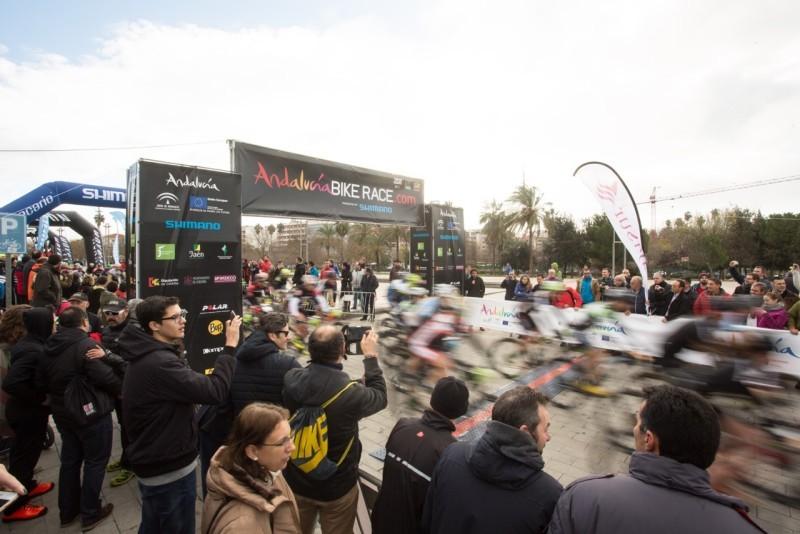 La Andalucía Bike Race se reinventa en 2017