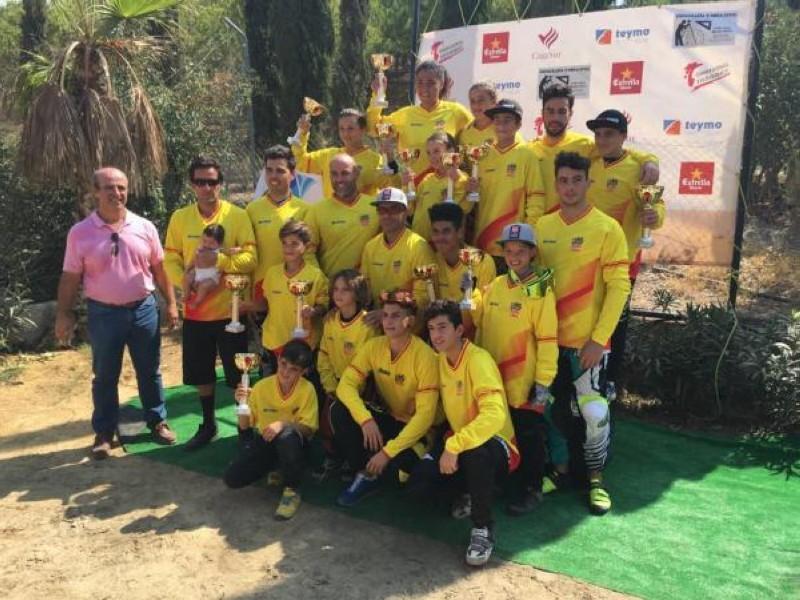 La Copa de España BMX, para Alejandro Alcojor y Daniela Moreno