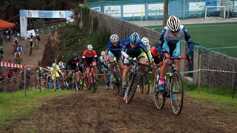 La Copa Galicia de Ciclocross llega el martes a Boiro