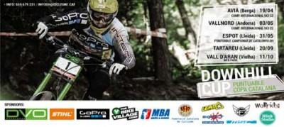 La DVO Downhill Cup Tartareu-Copa Catalana este fin de semana