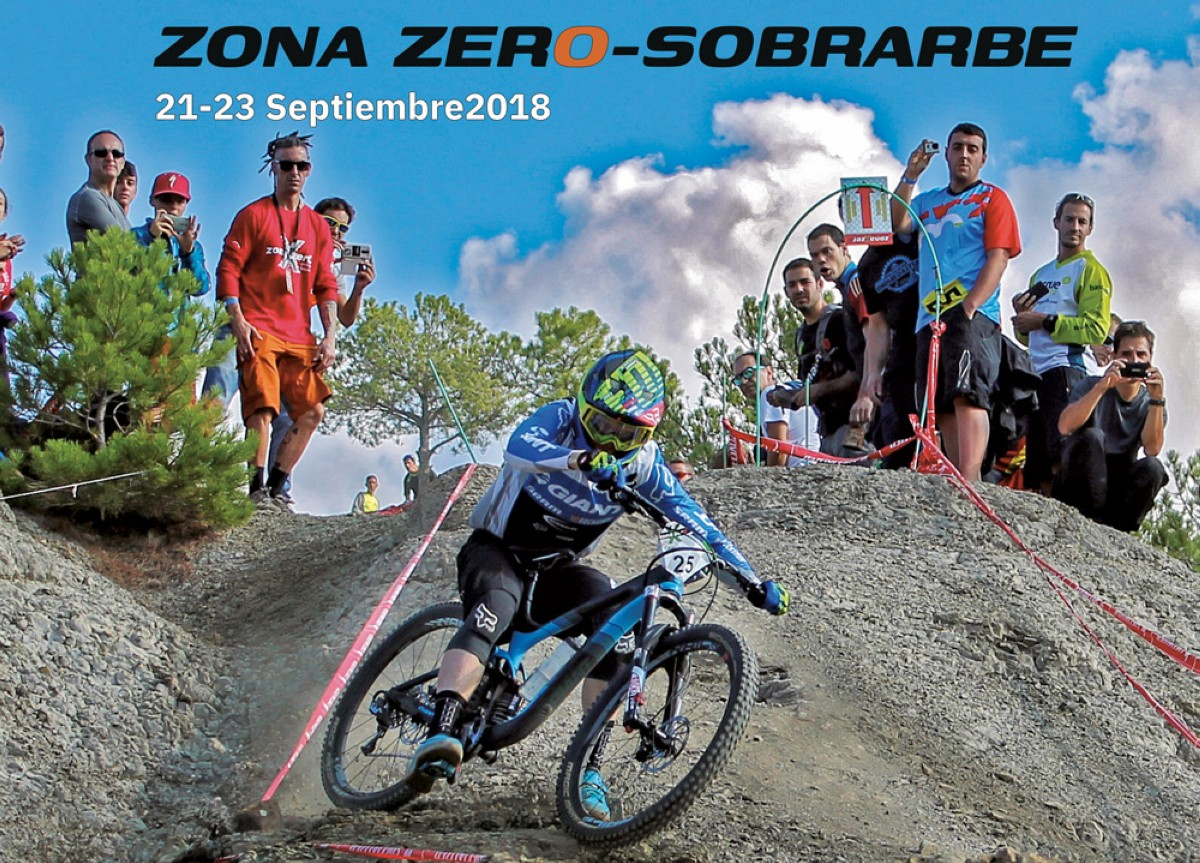 La Enduro World Series Zona Zero en Sobrarbe