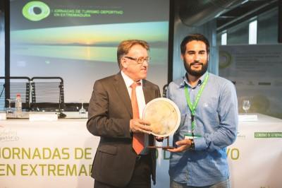 La Ion Powerade ION4 Madrid - Lisboa premiada en Extremadura