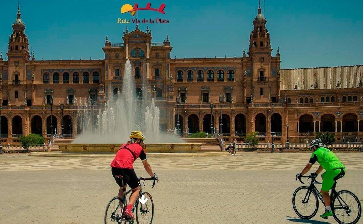 La Ruta Vía de la Plata un destino cicloturista con más de 800 kilómetros para disfrutar