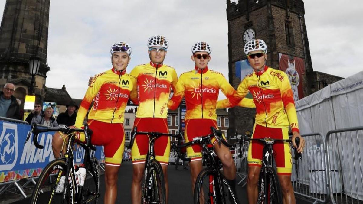La Selección Española acudirá al Tour del Porvenir