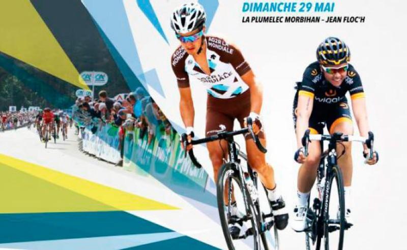 La selección femenina a darlo todo en Morbihan y Plumelec