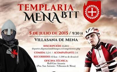 La Templaria espera a los más valientes en Villasana de Mena