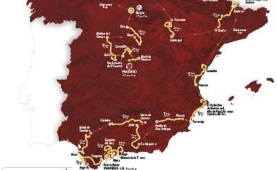 La Vuelta a España 2015 de un vistazo