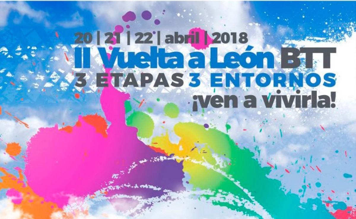 La Vuelta a León BTT 2018 comienza hoy con 550 participantes
