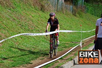 Las ciclistas saldrán una hora más tarde en Karrantza