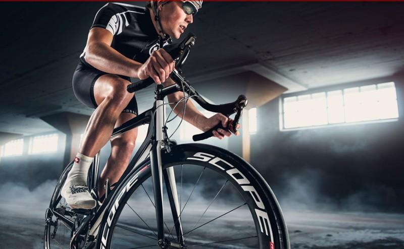 Las ruedas de la marca holandesa Scope Cycling llegan a España