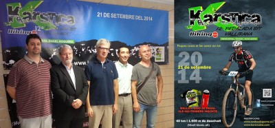 Llega la  Kàrstica Biking Point 2014