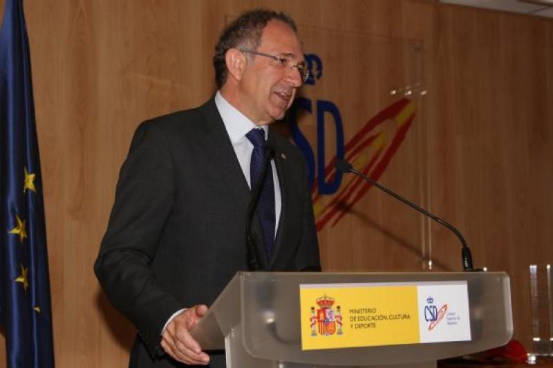 López Cerrón, único candidato a presidente de la RFEC