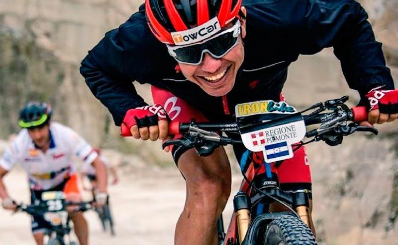 Milton Ramos se apunta el triunfo en la Iron Bike italiana