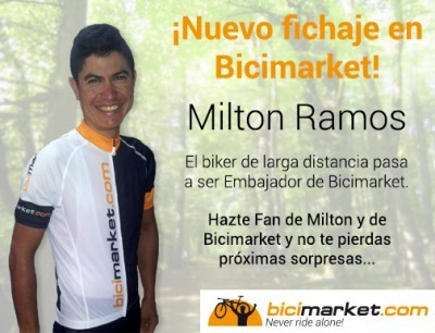 Milton Ramos se une a BiciMarket
