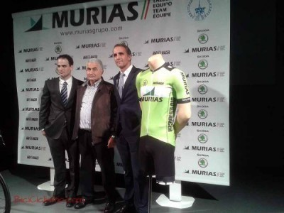 Murias Taldea, se presenta el nuevo equipo vasco