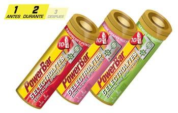 Novedad PowerBar 5ELECTROLYTES bebida deportiva refrescante