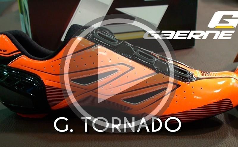 Novedades 2017: Probamos las innovadoras Gaerne G. Tornado