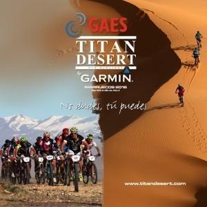 Novedades en la  Titan Desert 2016