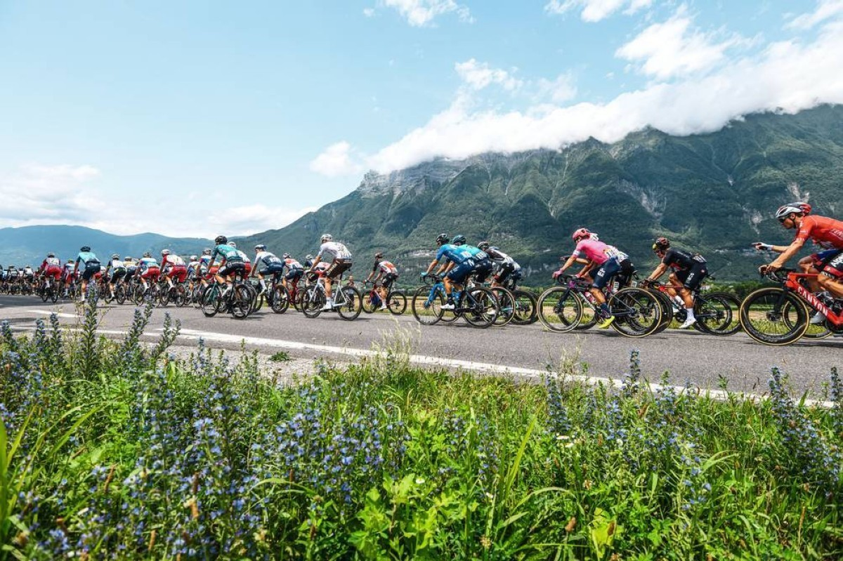 Parte de bajas segunda jornada de descanso Tour de Francia 2021