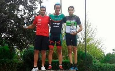 Pedro Romero campeón de Extremadura de MTB XC